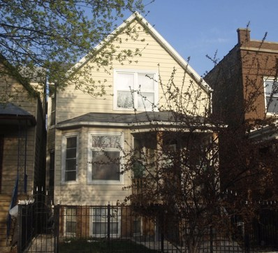 2452 N Monticello Avenue, Chicago, IL 60647 - MLS#: 09845147