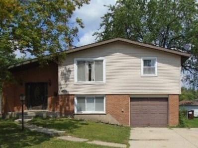 4324 Barry Lane, Oak Forest, IL 60452 - MLS#: 09845199