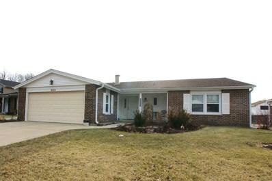 889 Thornton Lane, Buffalo Grove, IL 60089 - MLS#: 09845401
