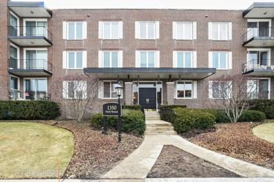 1350 N Western Avenue UNIT 206, Lake Forest, IL 60045 - MLS#: 09845525