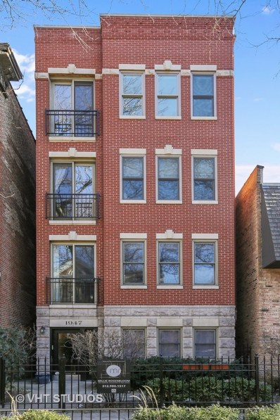 1947 N HUDSON Avenue UNIT B, Chicago, IL 60614 - MLS#: 09845555