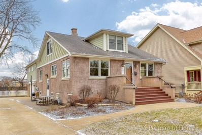 4934 Pershing Avenue, Downers Grove, IL 60515 - MLS#: 09845999