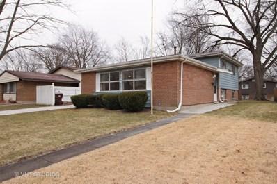 321 Gentry Street, Park Forest, IL 60466 - MLS#: 09846306