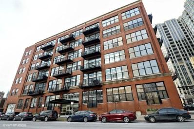 525 W Superior Street UNIT 531, Chicago, IL 60654 - MLS#: 09846479