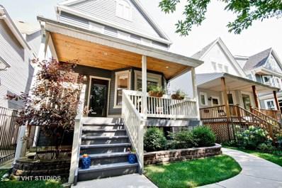 2249 N Monticello Avenue, Chicago, IL 60647 - MLS#: 09846564