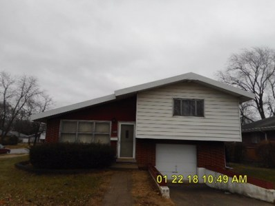 15203 WOODLAWN Avenue, Dolton, IL 60419 - MLS#: 09846926