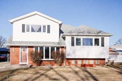 10606 Leclaire Avenue, Oak Lawn, IL 60453 - MLS#: 09847023
