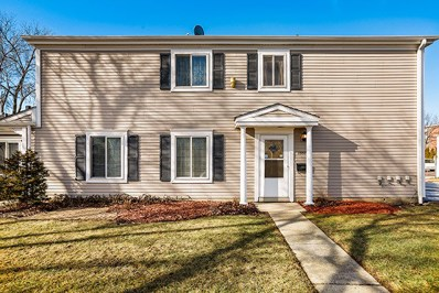 1350 Cove Drive UNIT 234D, Prospect Heights, IL 60070 - MLS#: 09847101