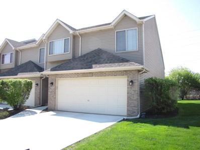 22915 Judith Drive, Plainfield, IL 60586 - #: 09847173