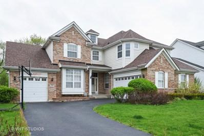 341 E Colonial Drive, Vernon Hills, IL 60061 - MLS#: 09847281
