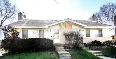 7119 GREENLEAF Street UNIT 7119, Niles, IL 60714 - MLS#: 09847303