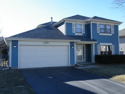 1338 Fountain Green Drive, Crystal Lake, IL 60014 - MLS#: 09847380
