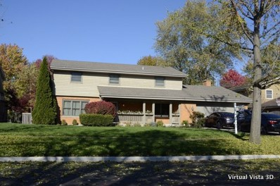 820 Jay Drive, Downers Grove, IL 60516 - MLS#: 09847930