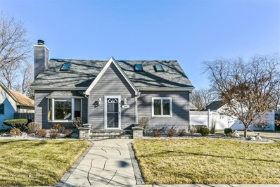 9631 Normandy Avenue, Oak Lawn, IL 60453 - MLS#: 09848012
