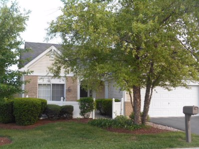 21301 W Crimson Court, Plainfield, IL 60544 - MLS#: 09848382