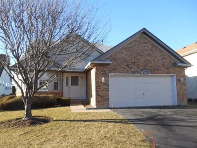 13444 Redberry Circle, Plainfield, IL 60544 - MLS#: 09848383