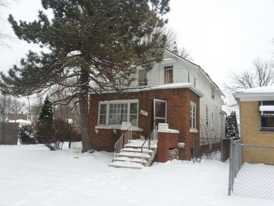 6133 S Throop Street, Chicago, IL 60636 - MLS#: 09848394