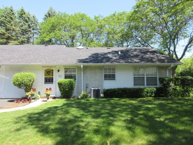 7301 Dunwood Court UNIT 114, Fox Lake, IL 60020 - MLS#: 09848576