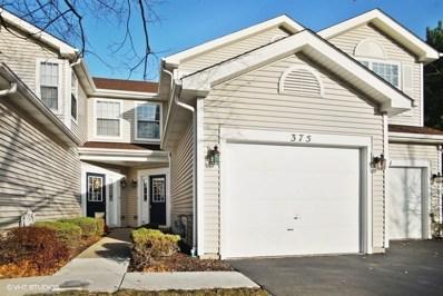 375 Glen Byrn Court UNIT 9375A, Schaumburg, IL 60194 - MLS#: 09848673
