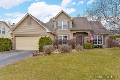 235 Parkside Lane, Oswego, IL 60543 - MLS#: 09848691