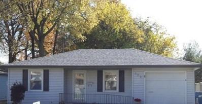 172 W Ray Street, Bourbonnais, IL 60914 - MLS#: 09848694