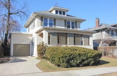 821 N Euclid Avenue, Oak Park, IL 60302 - MLS#: 09848994