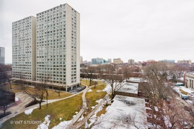 4800 S Lake Park Avenue UNIT 812, Chicago, IL 60615 - #: 09849040