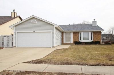 705 Cutter Lane, Elk Grove Village, IL 60007 - MLS#: 09849154