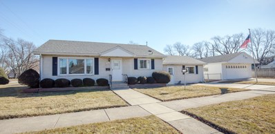 9101 S 50th Avenue, Oak Lawn, IL 60453 - MLS#: 09849249