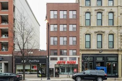 1025 W Madison Street UNIT 3, Chicago, IL 60607 - MLS#: 09849439
