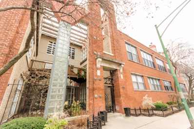 525 N Ada Street UNIT 36, Chicago, IL 60642 - MLS#: 09849519