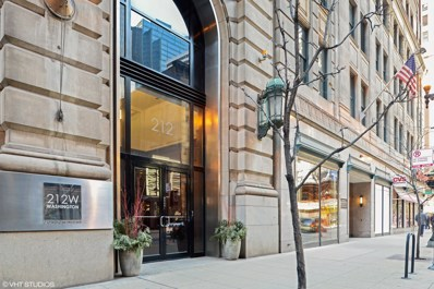 212 W WASHINGTON Street UNIT 909, Chicago, IL 60606 - MLS#: 09849536