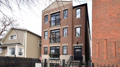 2709 N Campbell Avenue UNIT 2, Chicago, IL 60647 - MLS#: 09849568