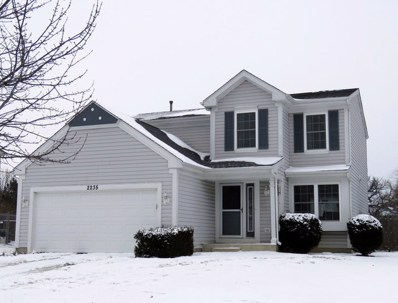 2235 Woodoak Drive, Round Lake Beach, IL 60073 - MLS#: 09849844