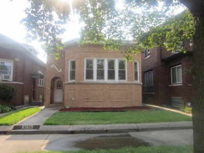 8234 S Champlain Avenue, Chicago, IL 60619 - MLS#: 09850304