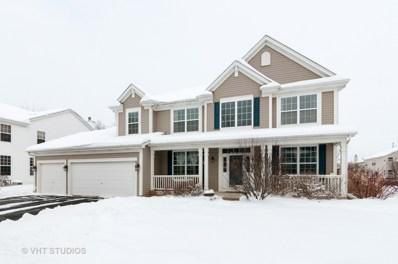 702 Hedgerow Lane, Oswego, IL 60543 - MLS#: 09850460