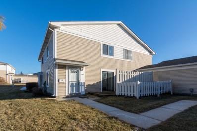 1586 Cornell Circle, Hoffman Estates, IL 60169 - MLS#: 09850520