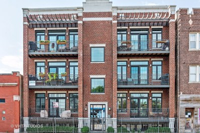 1951 W BELMONT Avenue UNIT 1W, Chicago, IL 60657 - MLS#: 09850626