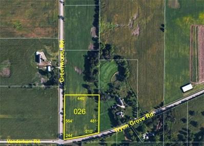 PIN#026  TRYON GROVE Road, Wonder Lake, IL 60097 - #: 09850644