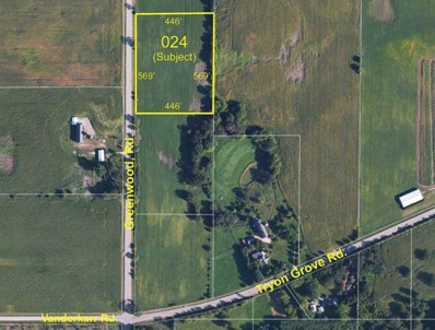 PIN#024  TRYON GROVE Road, Wonder Lake, IL 60097 - #: 09850661