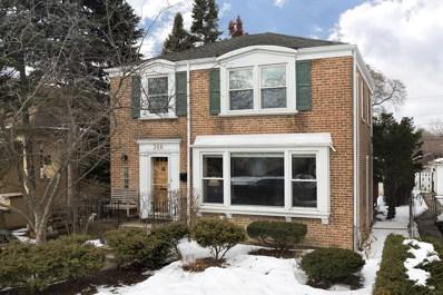 306 Nora Avenue, Glenview, IL 60025 - MLS#: 09850814