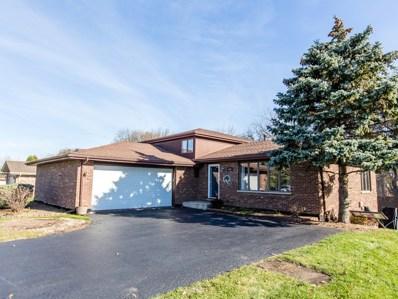 14401 S Elizabeth Lane, Homer Glen, IL 60491 - MLS#: 09850986