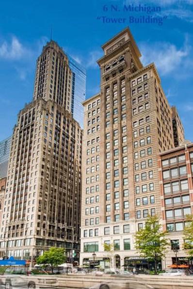 6 N MICHIGAN Avenue UNIT 1804, Chicago, IL 60602 - #: 09851296
