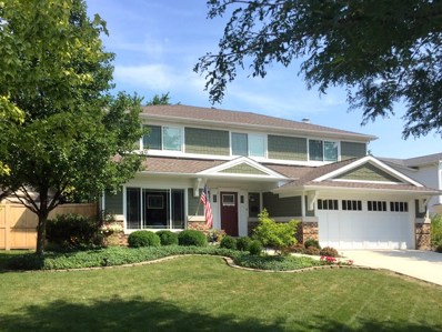 762 W Evergreen Court, Palatine, IL 60067 - MLS#: 09851420