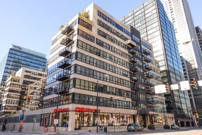 130 S CANAL Street UNIT 610, Chicago, IL 60606 - MLS#: 09851602