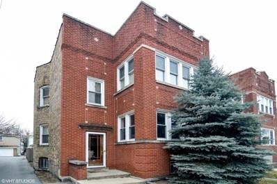 5015 W CULLOM Avenue, Chicago, IL 60641 - MLS#: 09852064