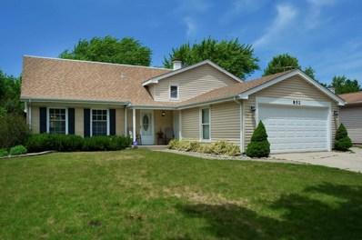 852 Boxwood Lane, Buffalo Grove, IL 60089 - MLS#: 09852351