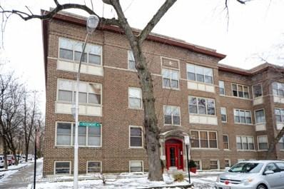 1241 W ROSEMONT Avenue UNIT 2W, Chicago, IL 60660 - MLS#: 09852394