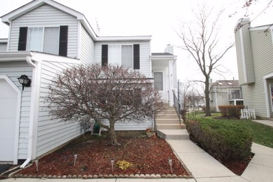 965 Mallard Circle UNIT 965, Schaumburg, IL 60193 - MLS#: 09852414