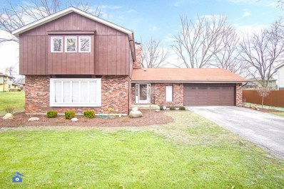 2834 Walnut Road, Homewood, IL 60430 - MLS#: 09852435